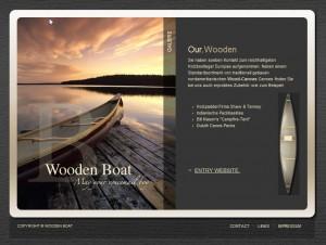 Jörg Wagner - Wooden Boat - Deutschland