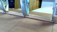 Hallo Zusammen, nach zwei strammen Tagen im Office habe ich heute etwas früher Schluss gemacht um die Planken aufzureissen. Dazu habe ich meinen Plan ausgedruckt und die Aufmasse auf das […]