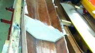 Hallo Zusammen, heute habe ich zwei der drei Bereiche innen im Kajak mit Glasfasergewebe beschichtet. Dabei habe ich wie immer mit Pinsel und Spachtel gearbeitet um einen minimalen Epoxyauftrag zu […]