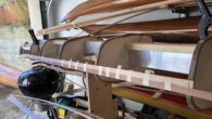 Happy new Year 2020 and all the best to you paddlers… Today I started the second boat using the same templates I created for the previous one. With starting the […]